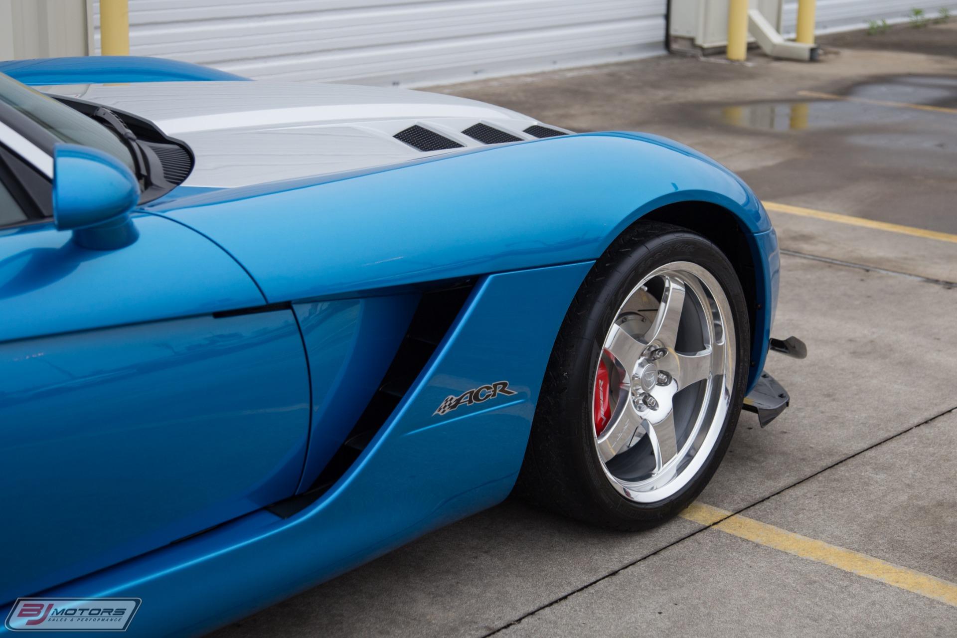 Used-2009-Dodge-Viper-SRT-10-VCA-Raffle-Car-1-of-1