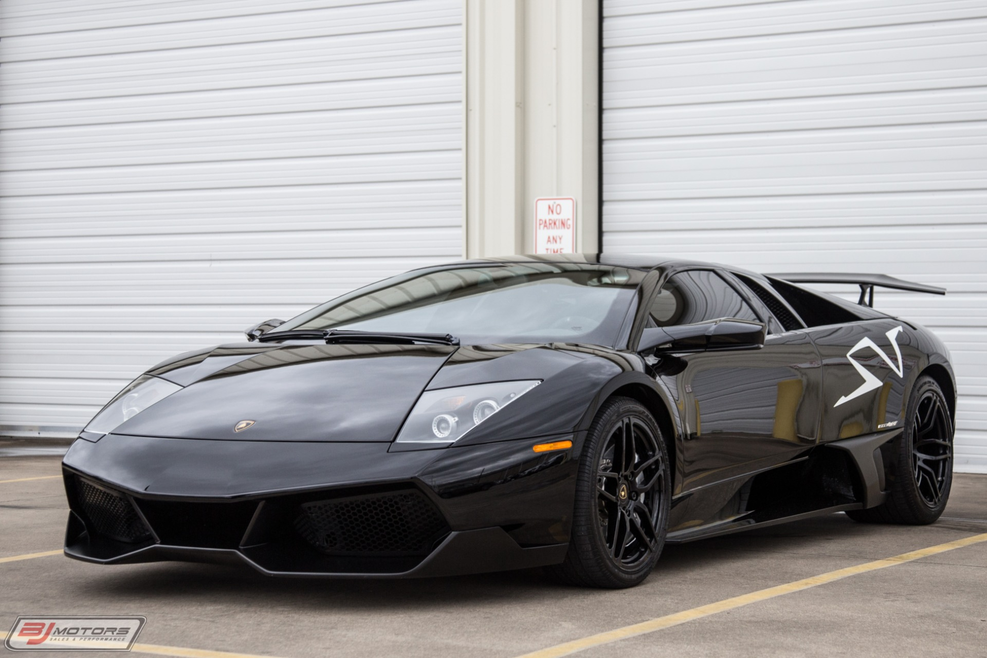Used 2010 Lamborghini Murcielago Sv Lp670 For Sale Special