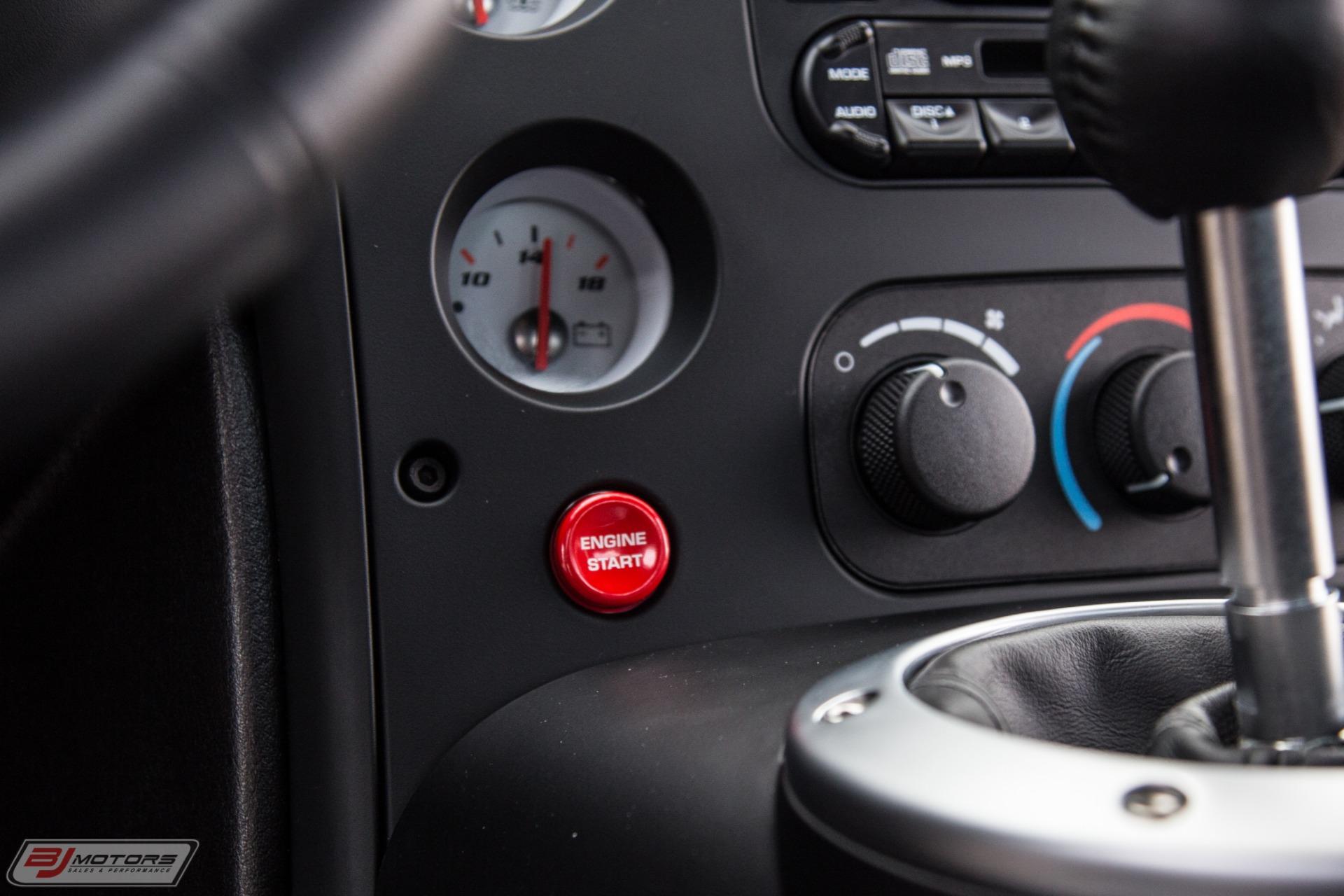 Used-2008-Dodge-Viper-ACR-3K-Miles