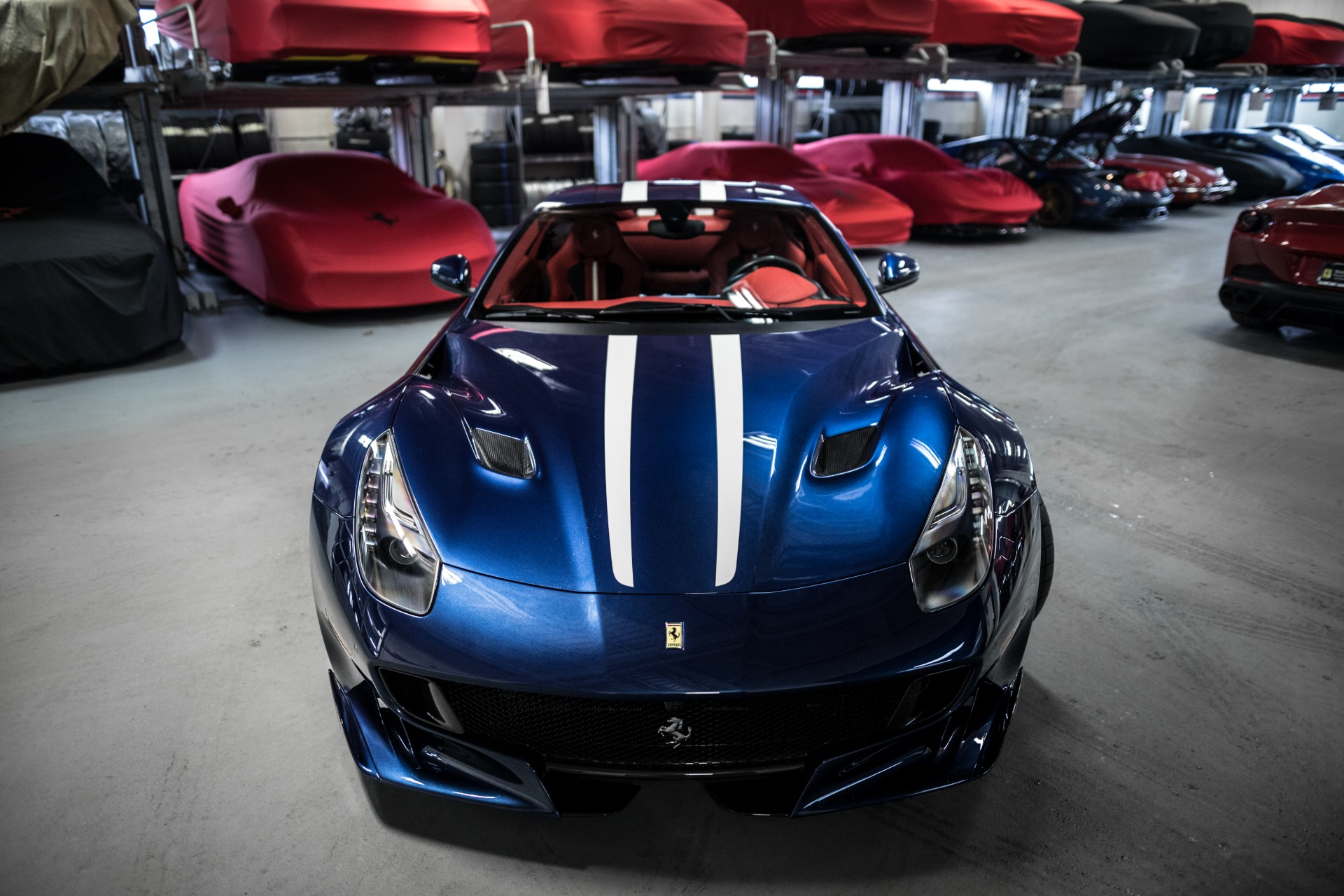 used 2017 ferrari f12 tdf for sale   1 450 000