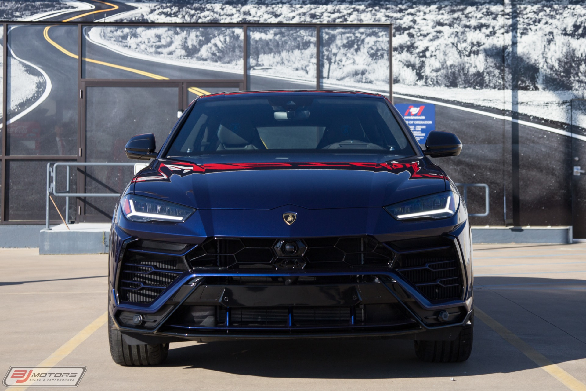 Used 2019 Lamborghini Urus For Sale ($249,995) | BJ Motors