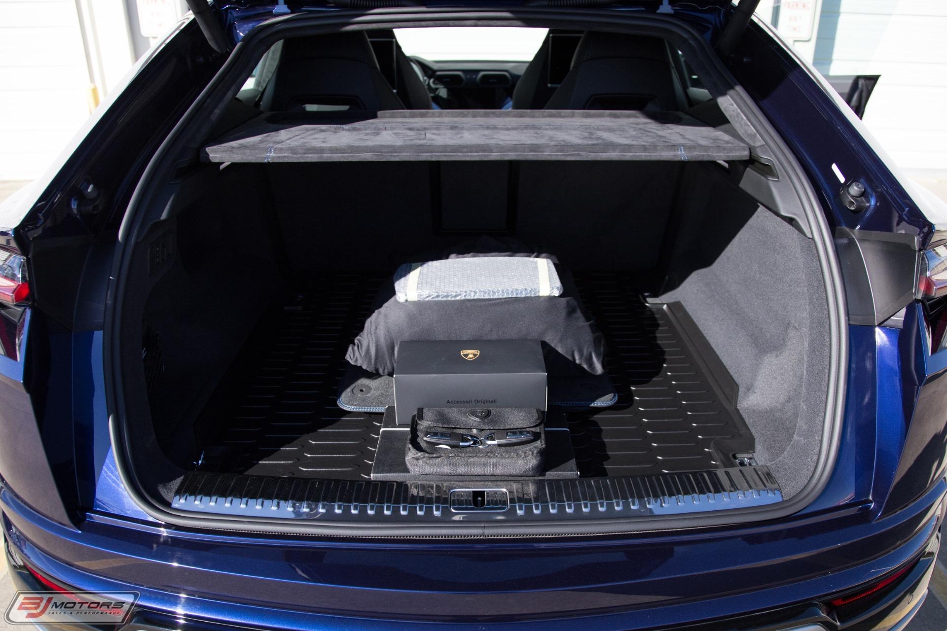 Used 2019 Lamborghini Urus For Sale ($249,995) | BJ Motors