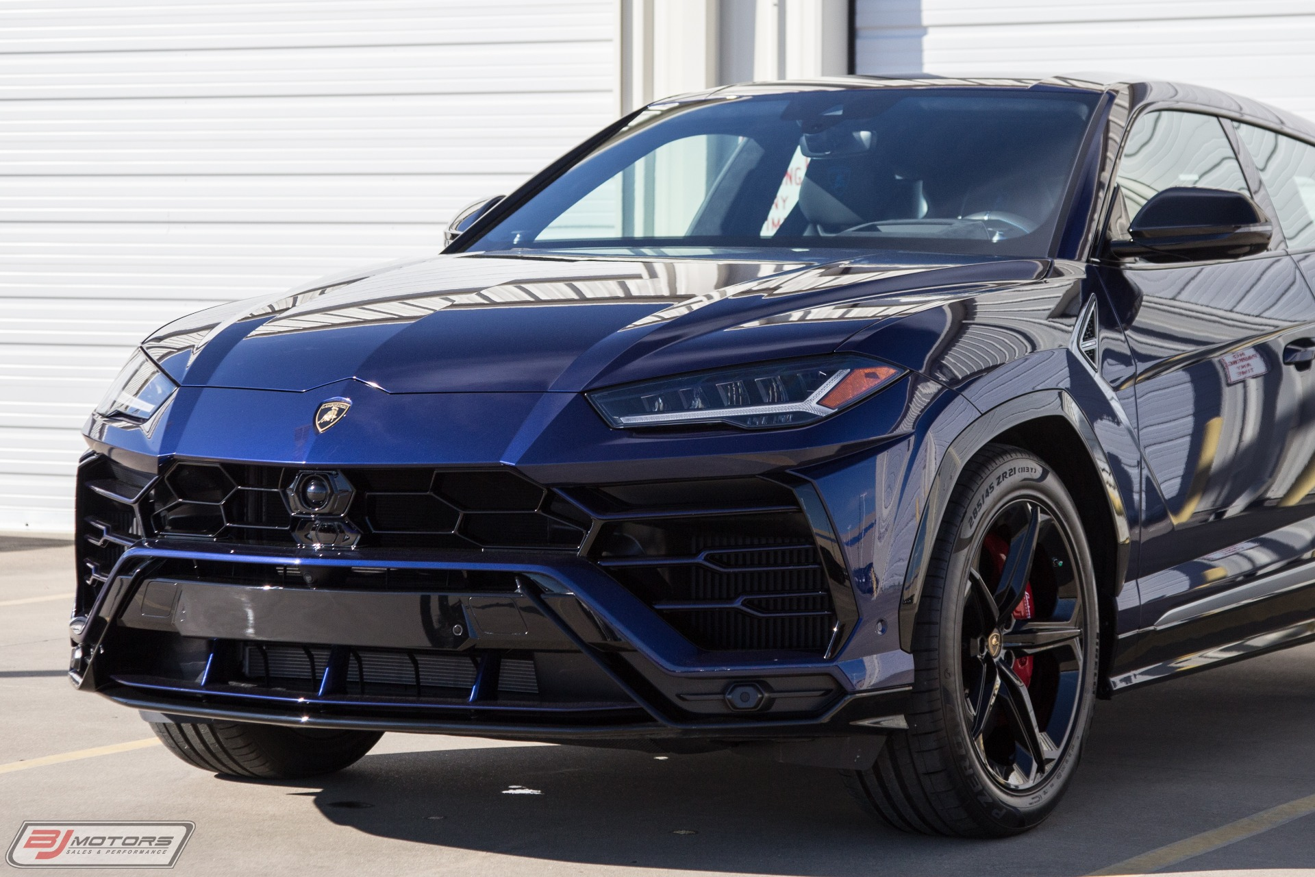 Used 2019 Lamborghini Urus For Sale 249 995 Bj Motors Stock