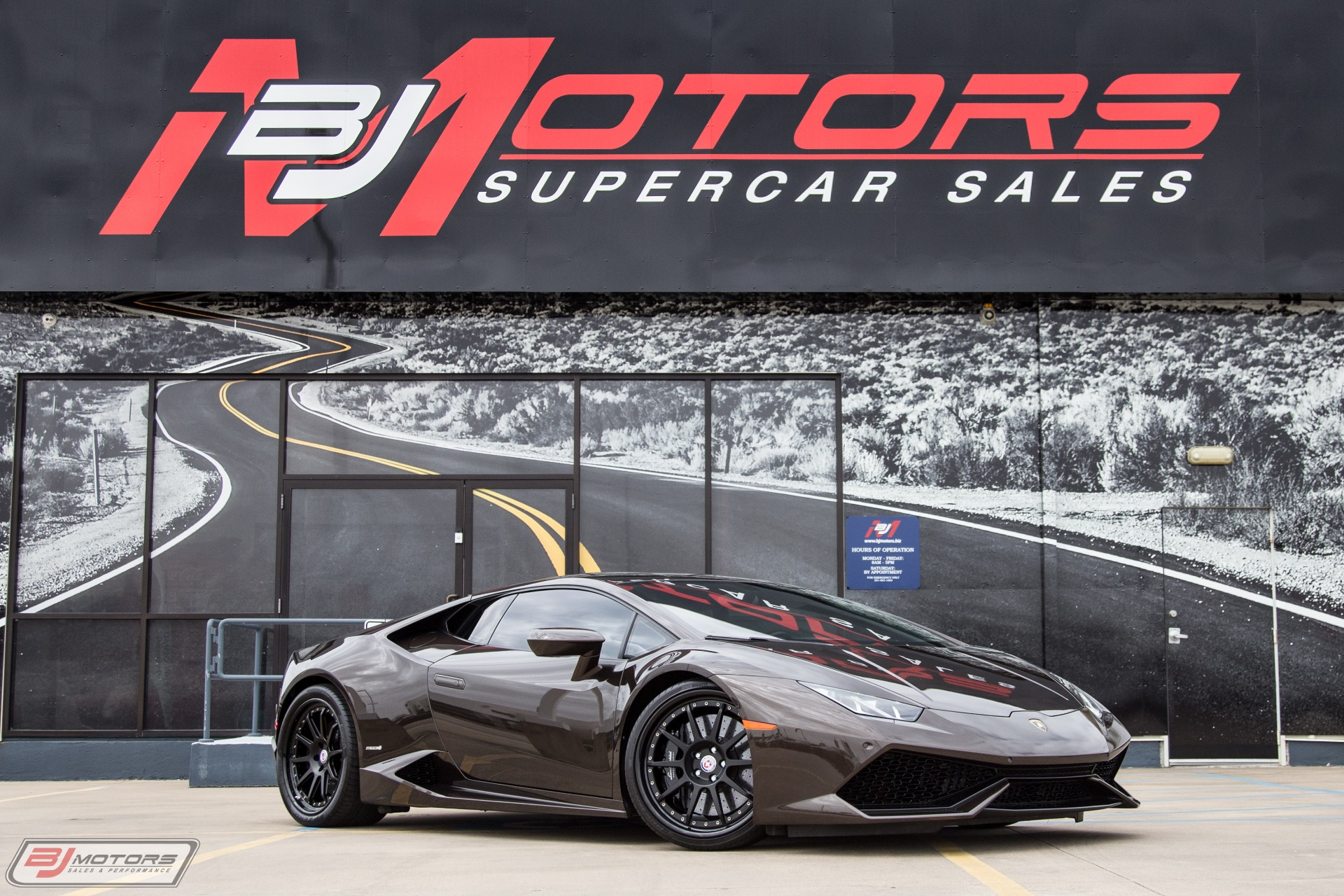 Used-2015-Lamborghini-Huracan-LP-610-4-Marrone-Alcestis-HRE-Wheels-and-Novitec