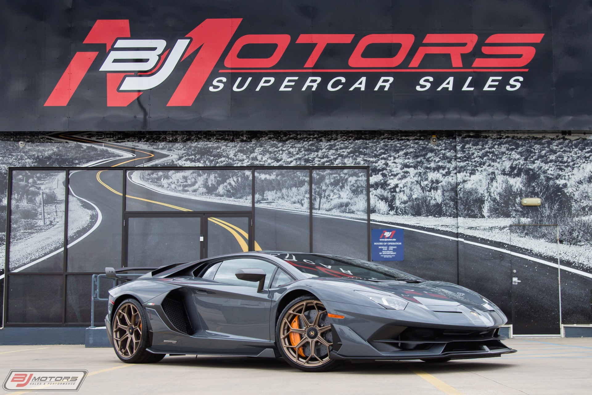 New 2019 Lamborghini Aventador Svj Lp770 4 Delivery Miles Available