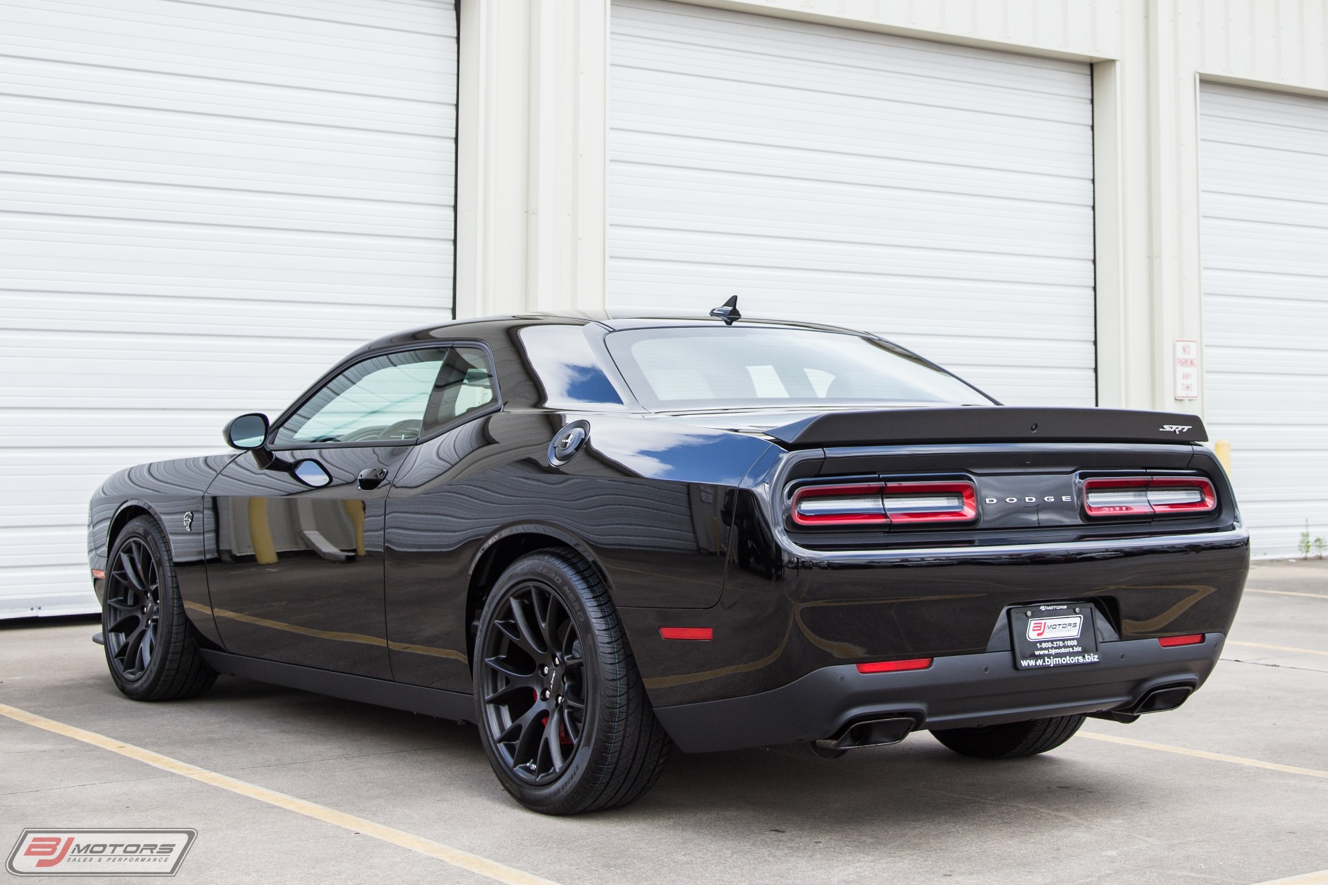 Used-2016-Dodge-Challenger-SRT-Hellcat-With-14-Miles