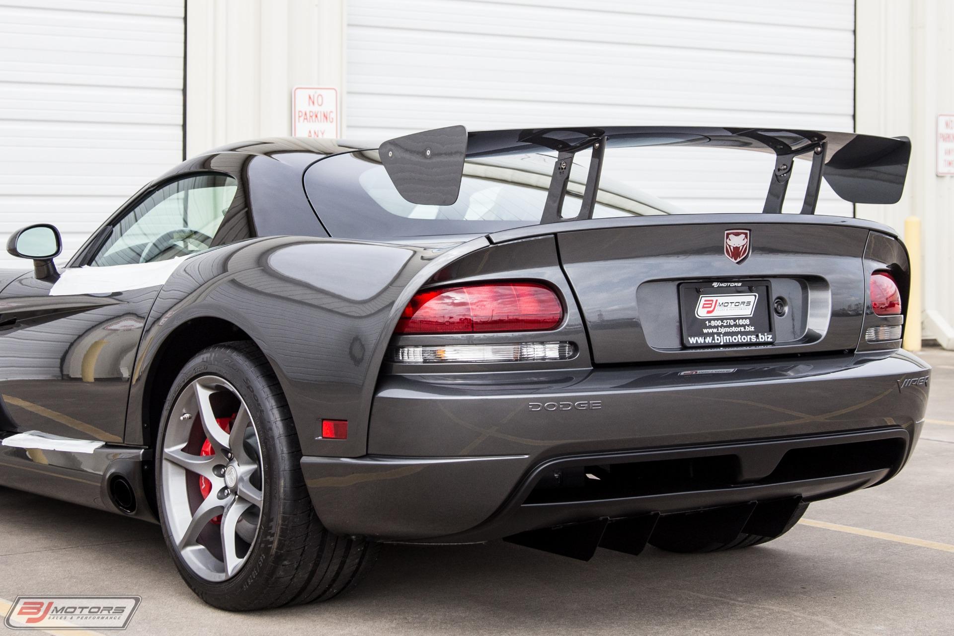 Used-2010-Dodge-Viper-SRT-10-Final-Edition-1-of-1-Aero-Coupe