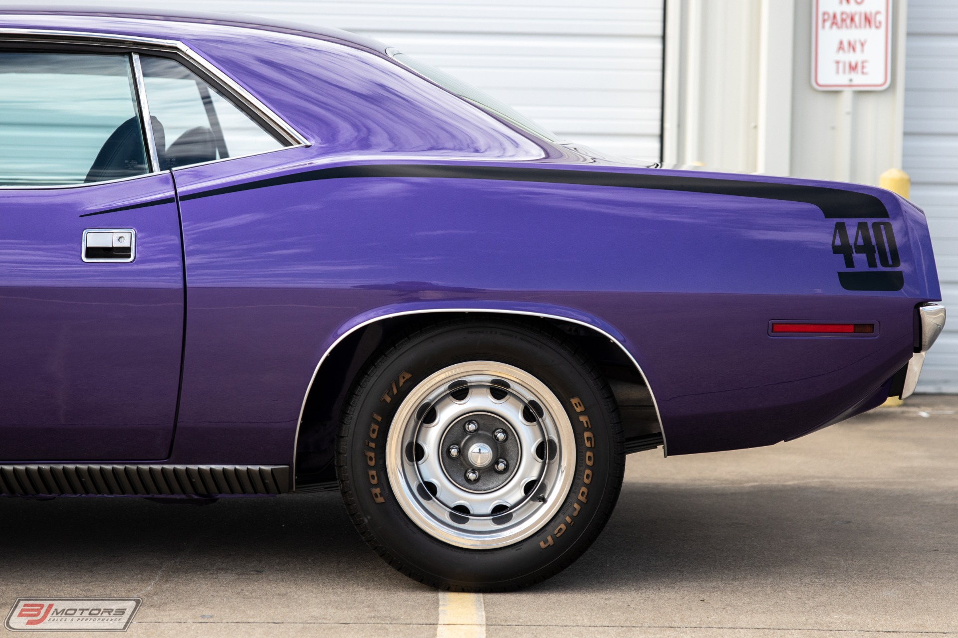 Used 1970 Plymouth Barracuda 440 Six Pack in Plum Crazy Purple For