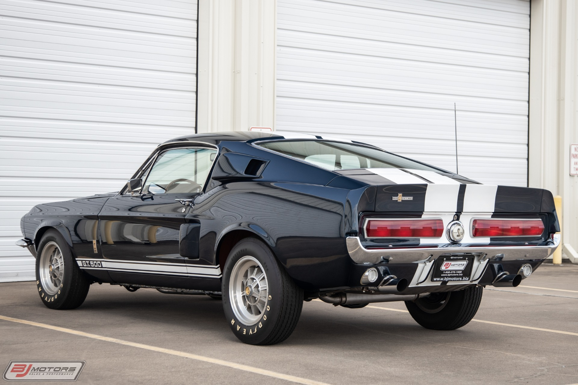 Used 1967 Ford Mustang Shelby GT500 For Sale ($279,995 ...