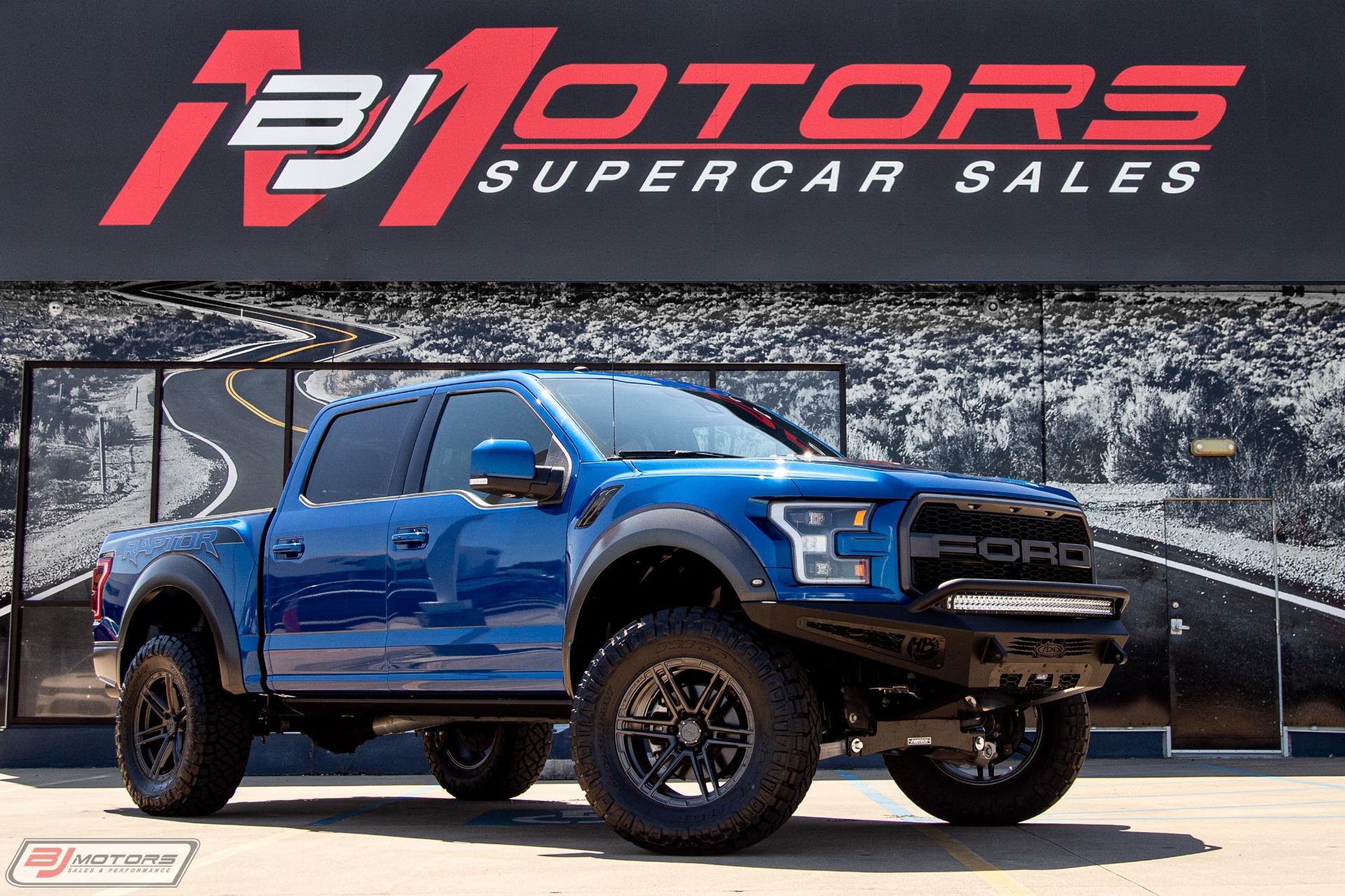 Used-2018-Ford-F-150-Raptor-Signature-Series
