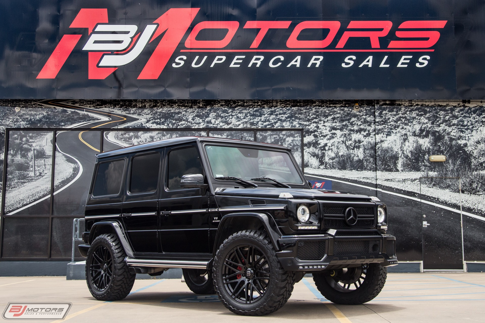 Used 2013 Mercedes-Benz G-Class G63 AMG For Sale ($84,995)   BJ
