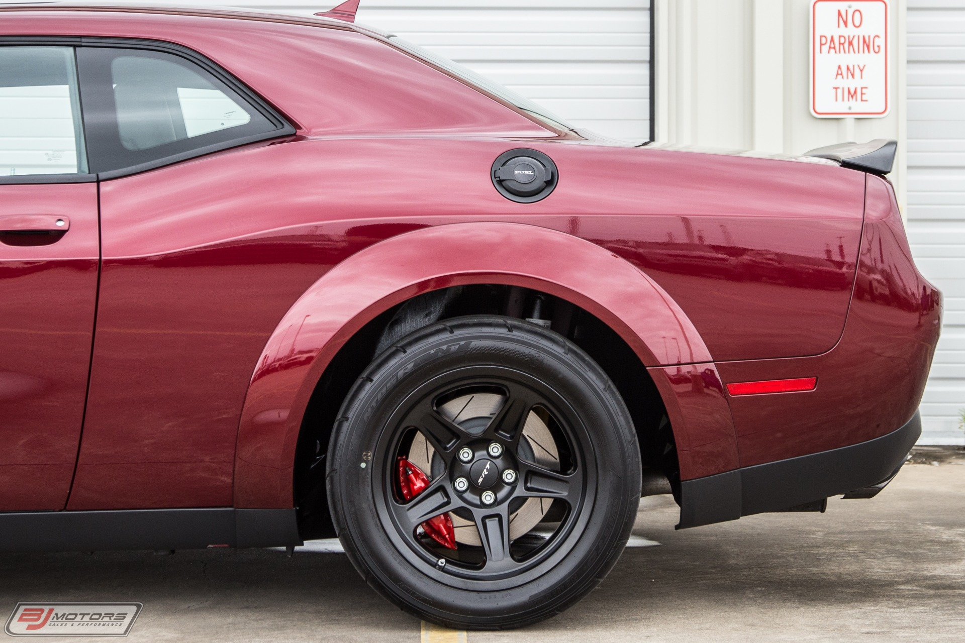 Used-2018-Dodge-Challenger-SRT-Demon-Only-40-Miles-comes-with-Crate