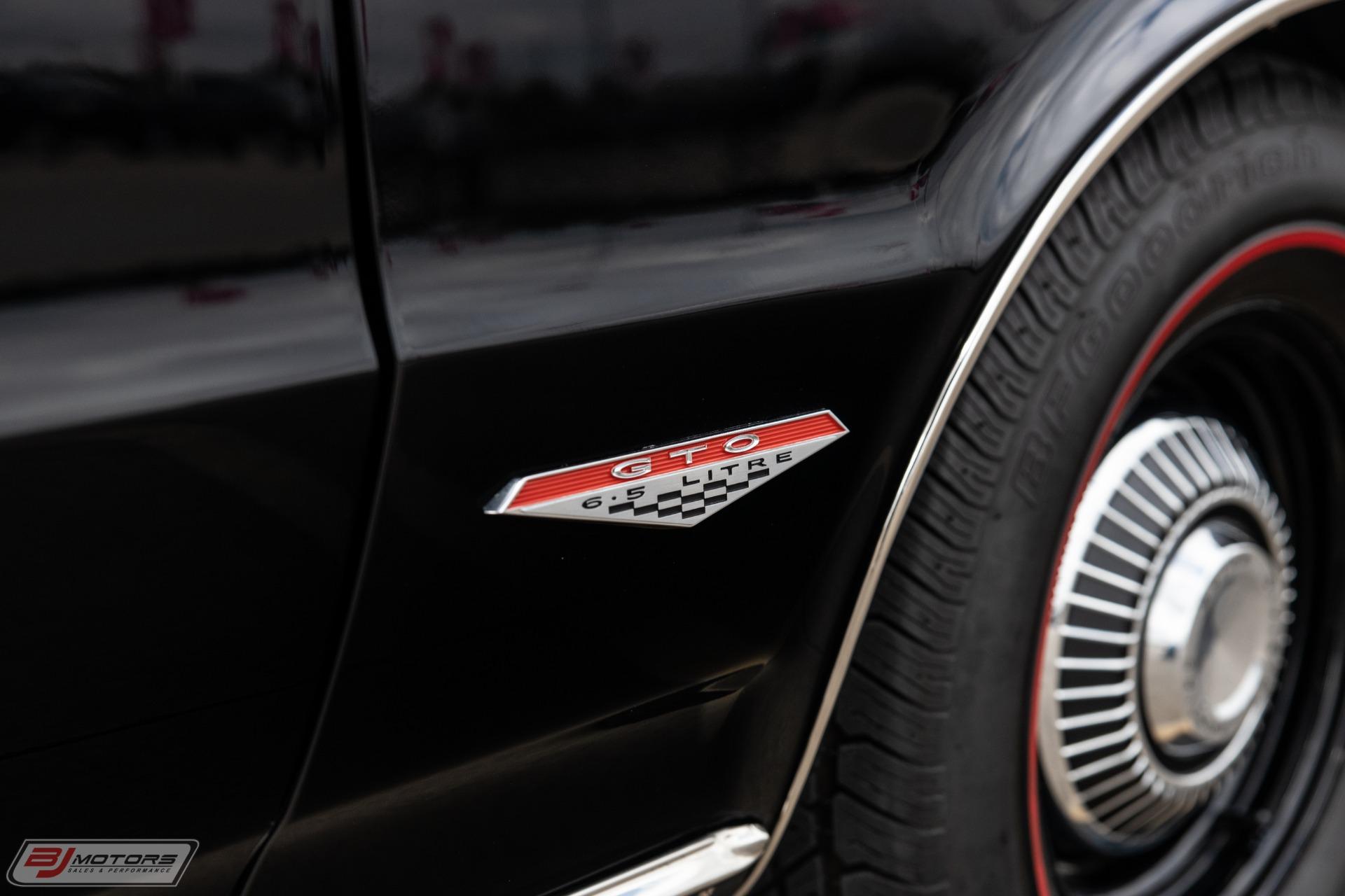 Used-1964-Pontiac-LeMans-GTO