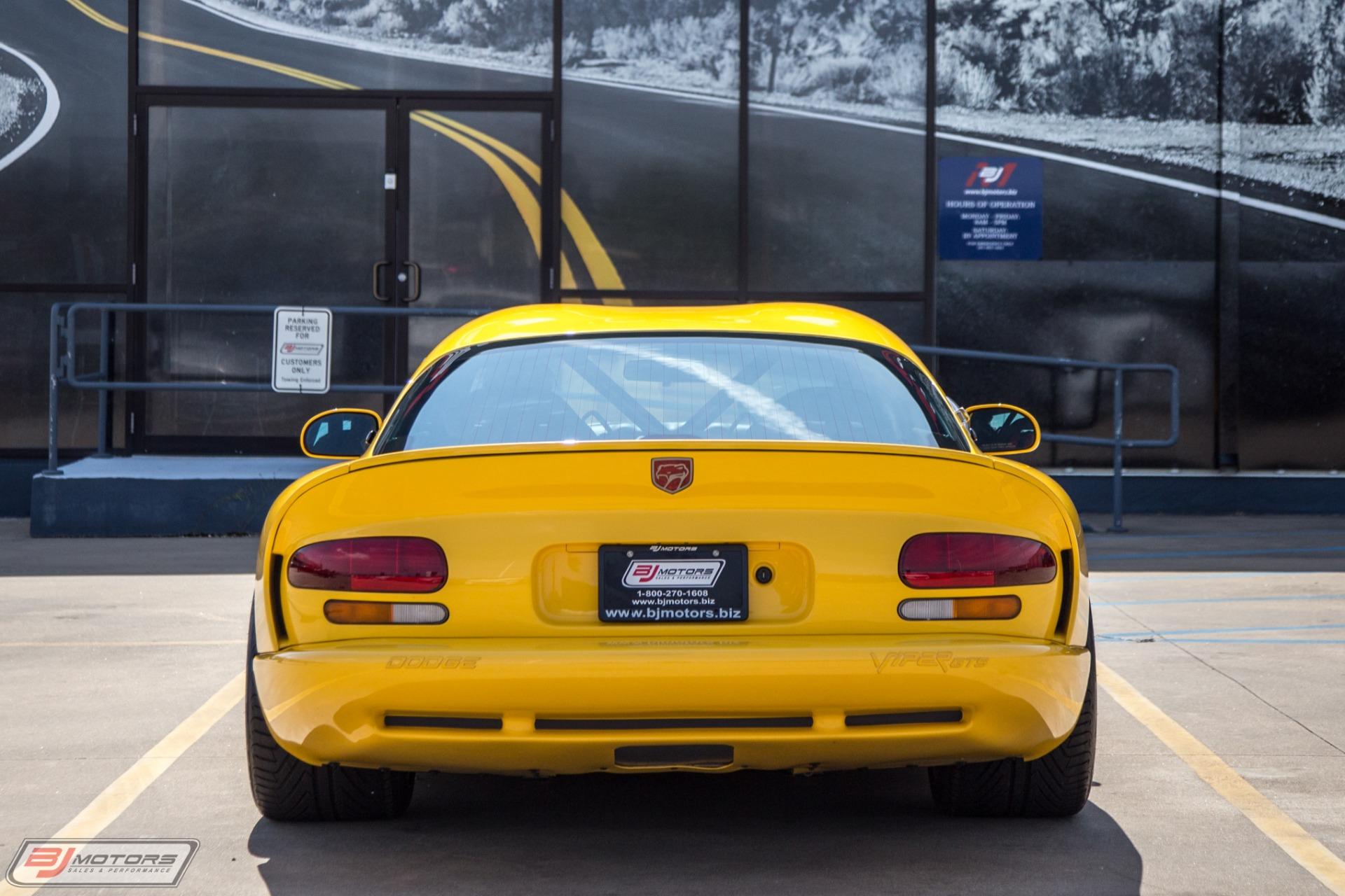 Used-2001-Dodge-Viper-GTS-Archer-Racing-600-Series