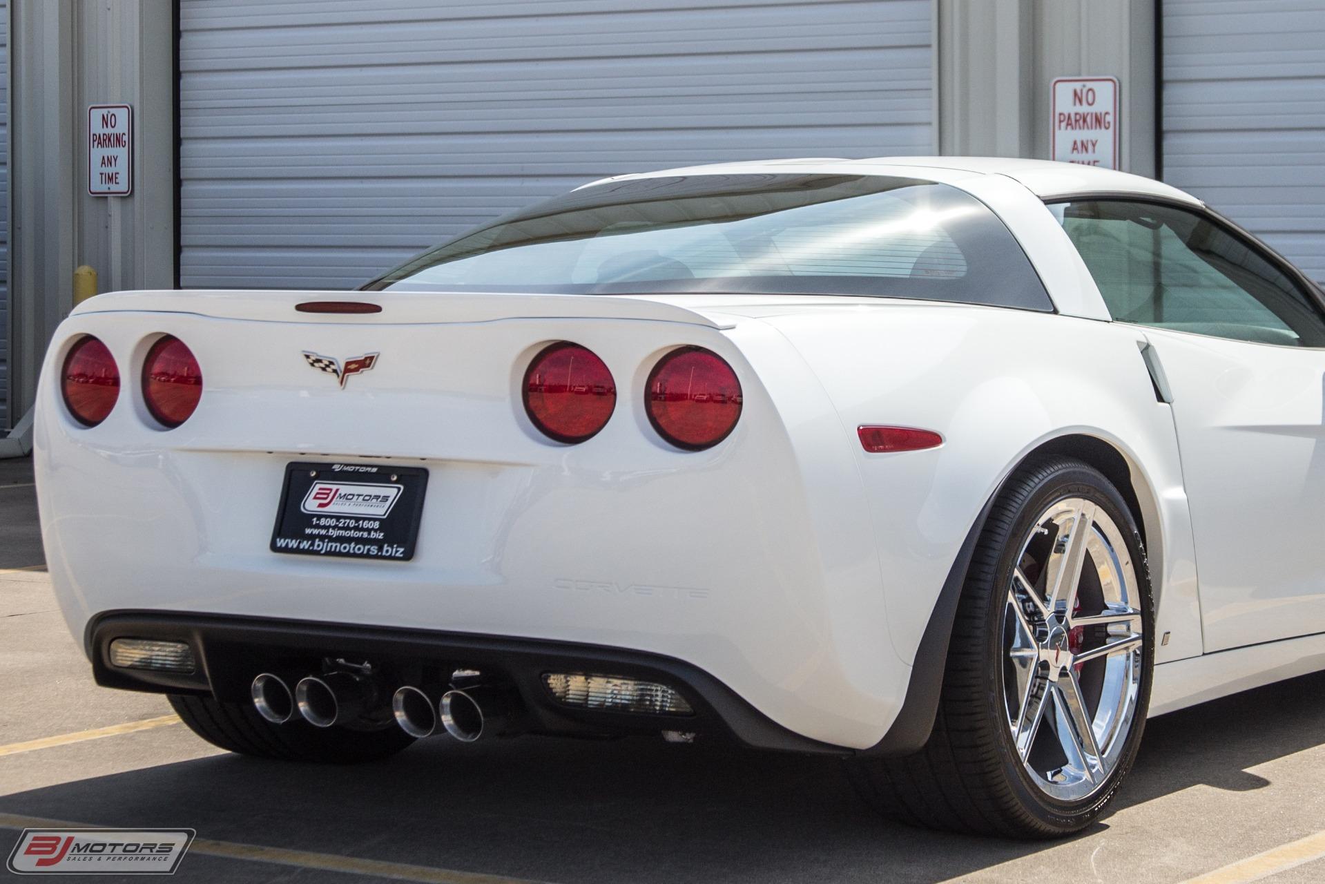 Used-2007-Chevrolet-Corvette-Ron-Fellows-Edition-Z06