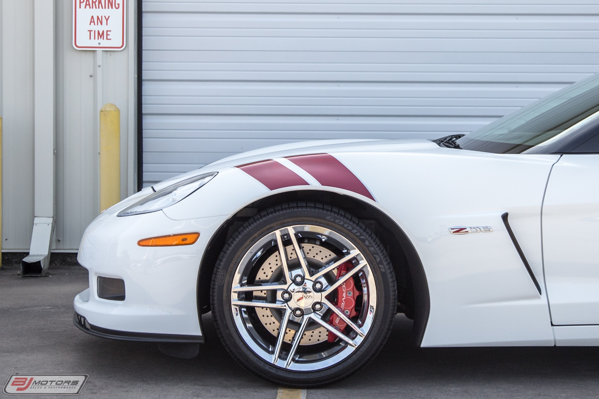 Used-2007-Chevrolet-Corvette-Ron-Fellows-Edition-Z06