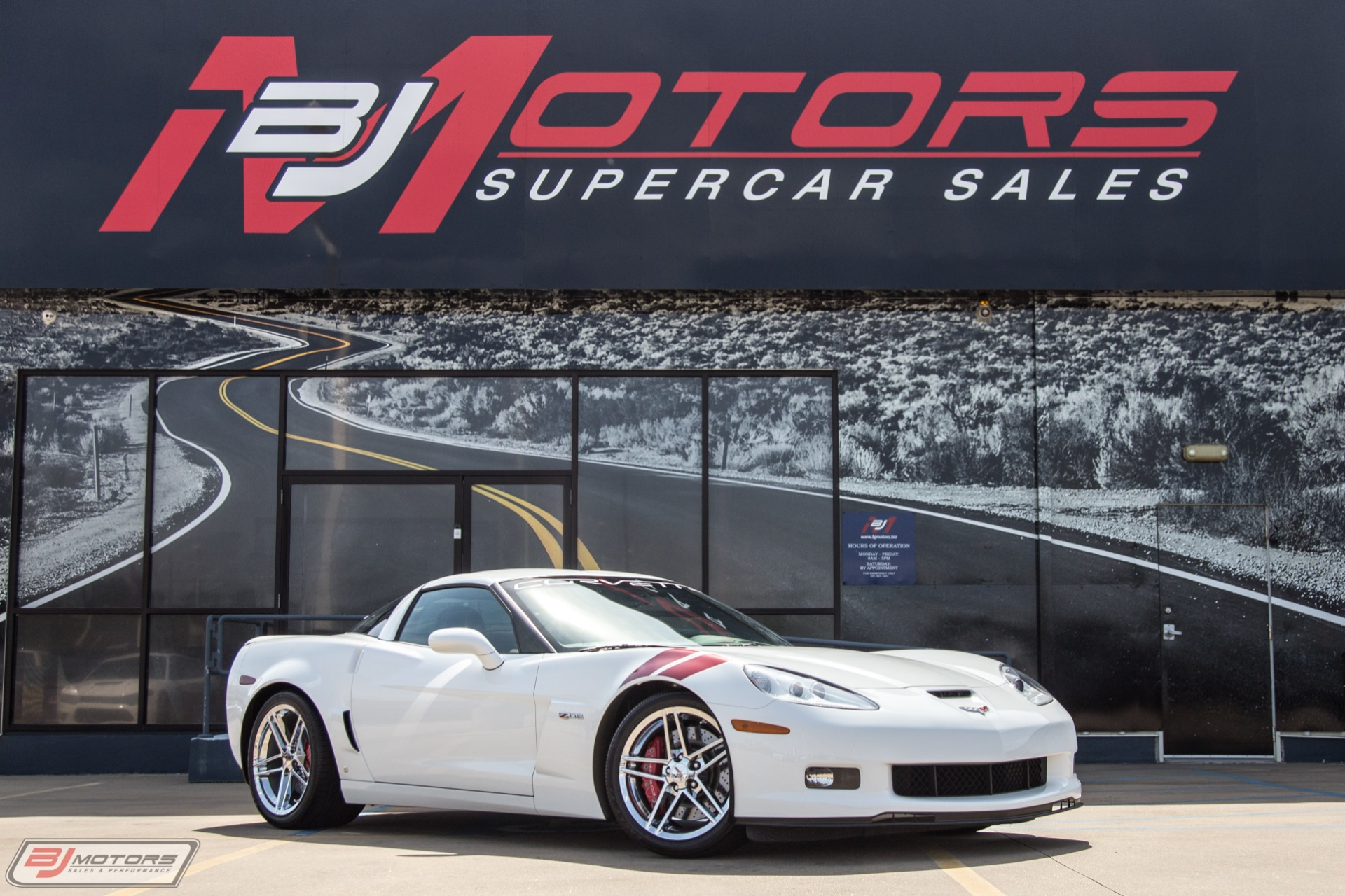 Used 2007 Chevrolet Corvette Ron Fellows Edition Z06 For