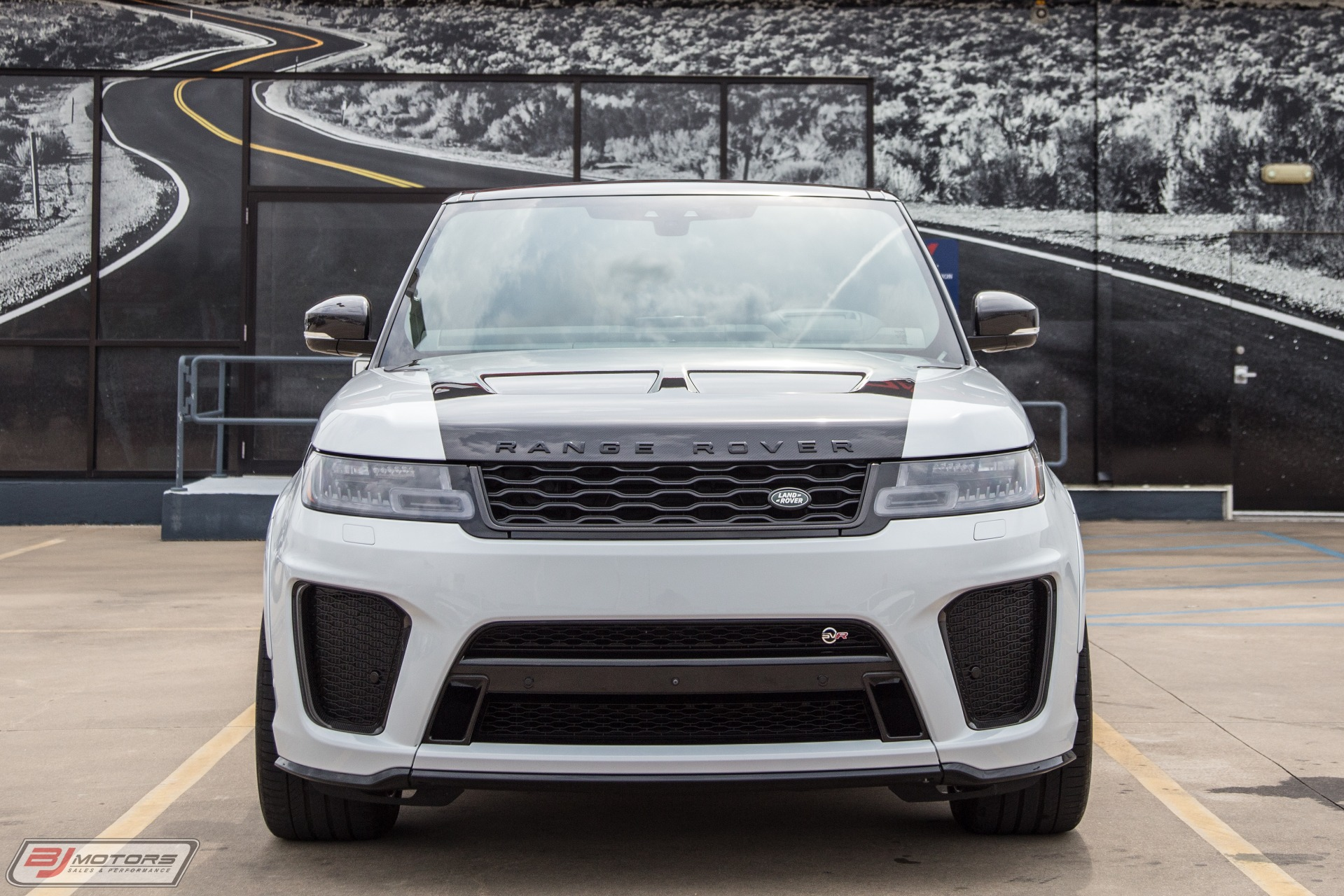 Used 2018 Land Rover Range Rover Sport SVR For Sale