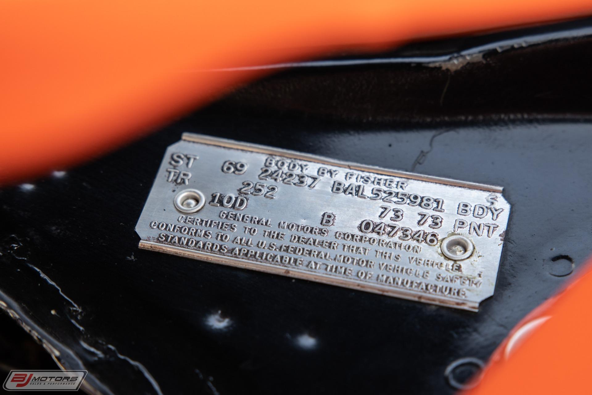Used-1969-Pontiac-GTO-Judge-Tribute