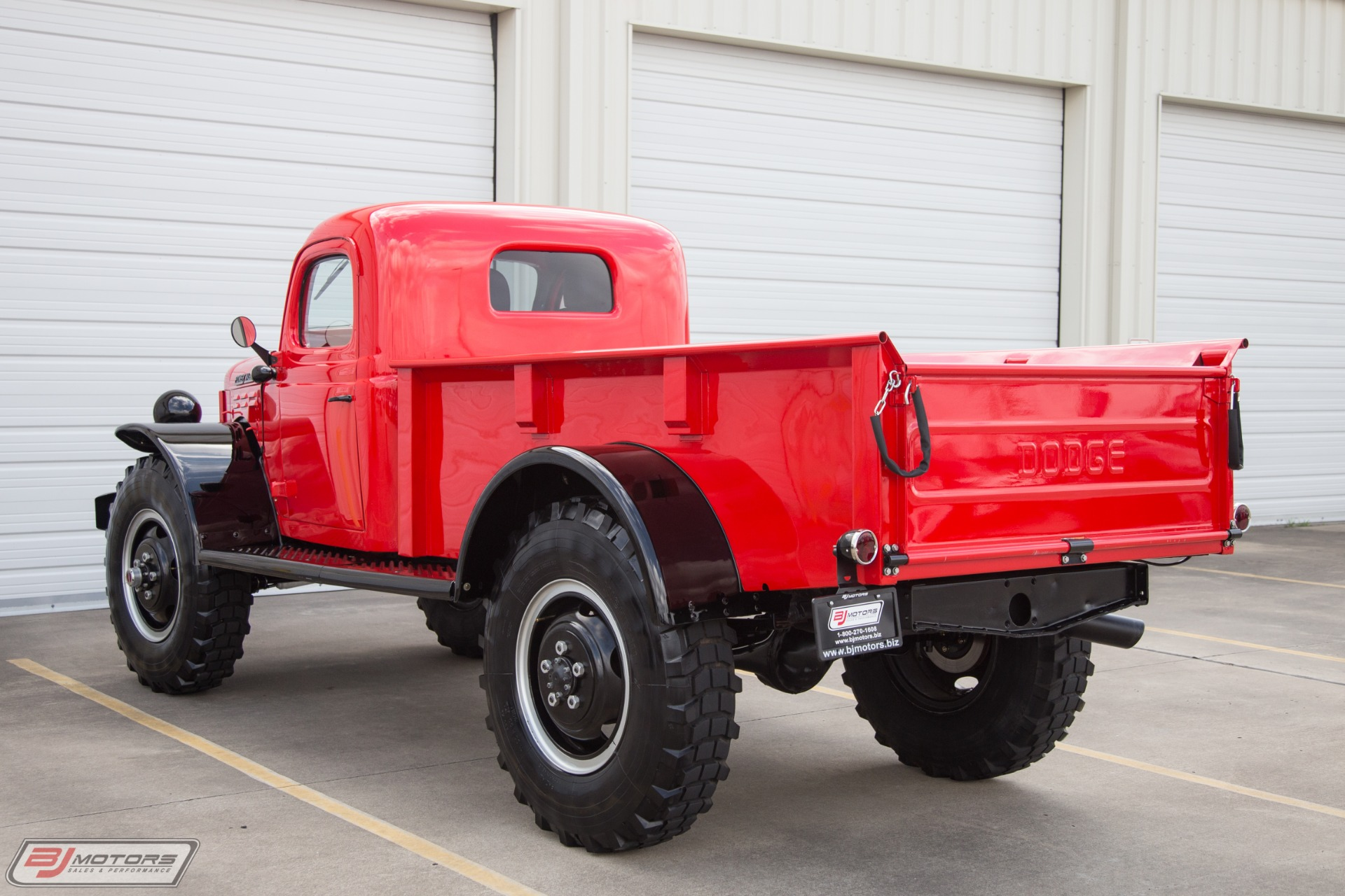 Used-1950-Dodge-Power-Wagon-Restored