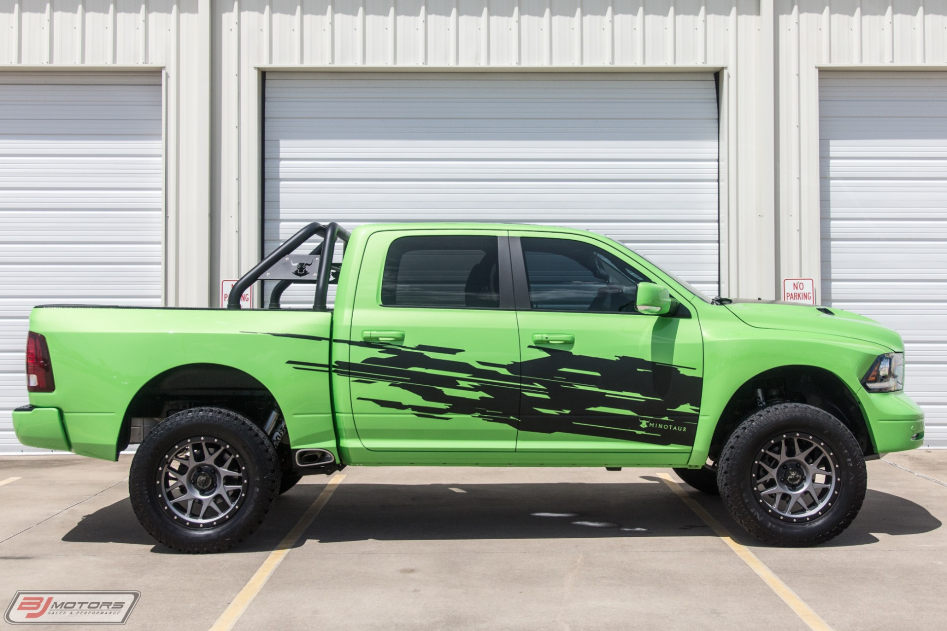 Used-2016-Ram-Pickup-1500-Minotaur-Tequila-Lime-Limited-Production-64-Supercharged