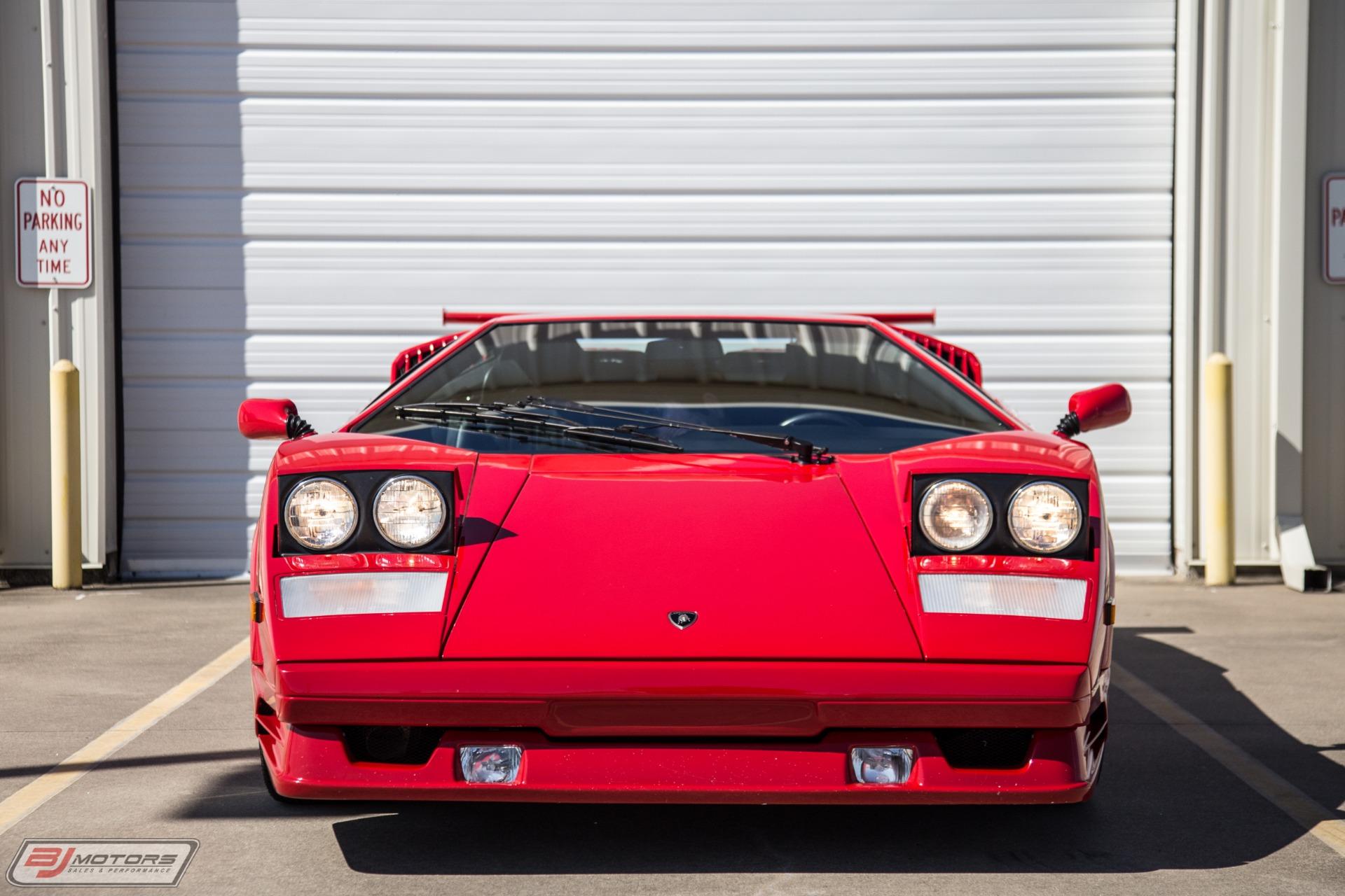 Used-1989-Lamborghini-Countach-25th-Anniversary