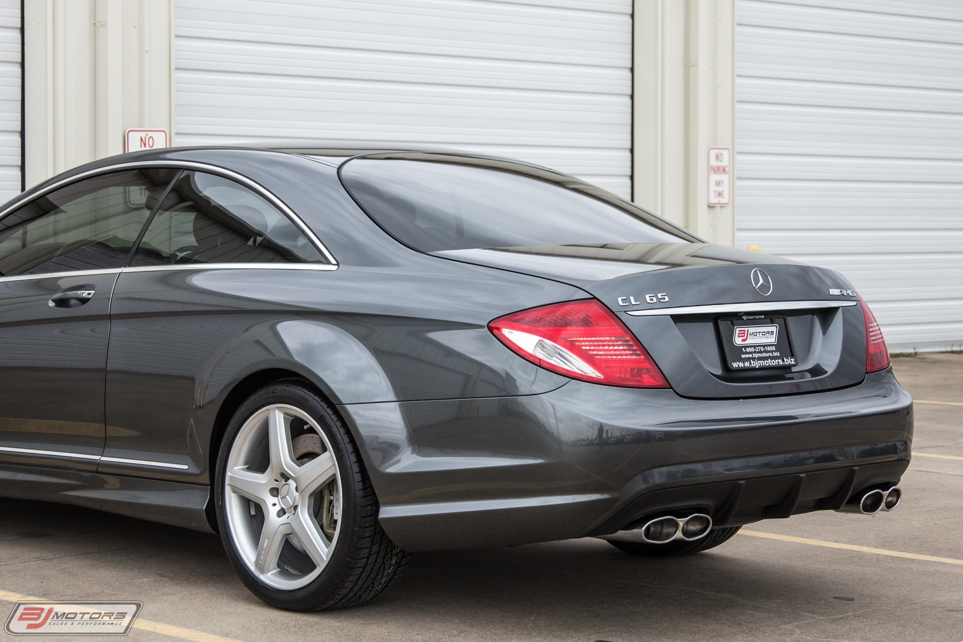Used-2008-Mercedes-Benz-CL-65-AMG