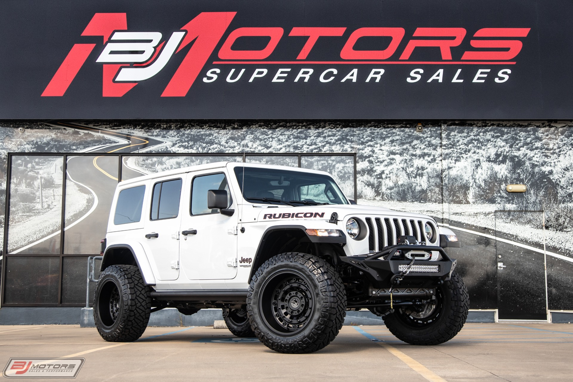 Used 2020 Jeep Wrangler Unlimited Rubicon For Sale Special Pricing Bj Motors Stock 0lw272661