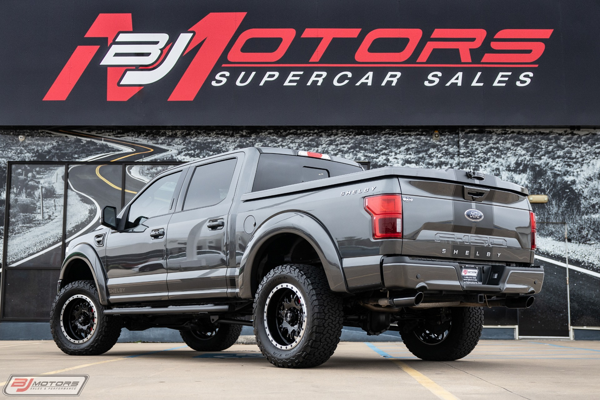 Used-2018-Ford-F-150-Shelby-755HP-Supercharged