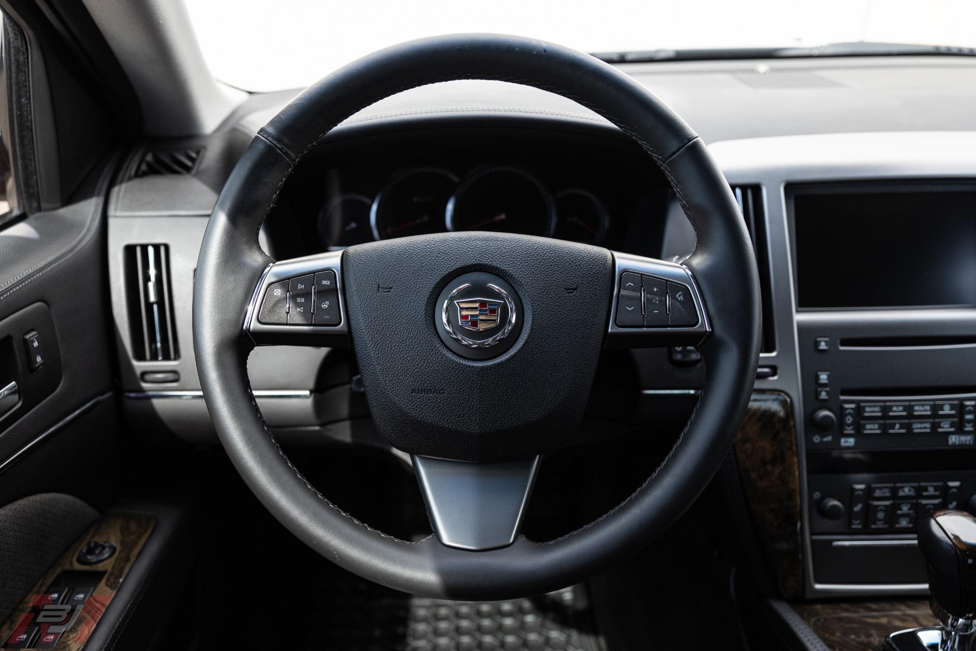 Used-2009-Cadillac-STS-V-V8