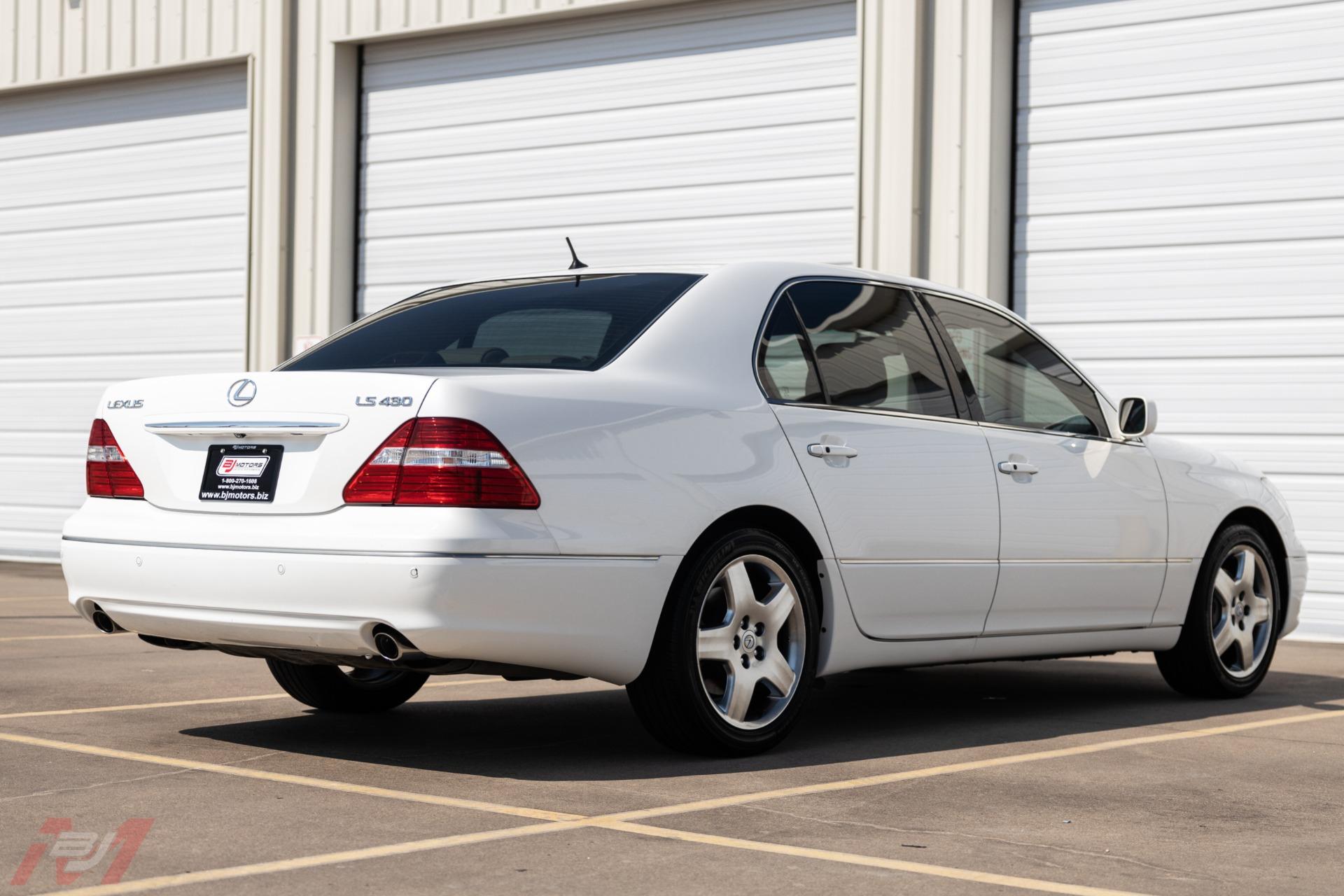 Used-2006-Lexus-LS-430