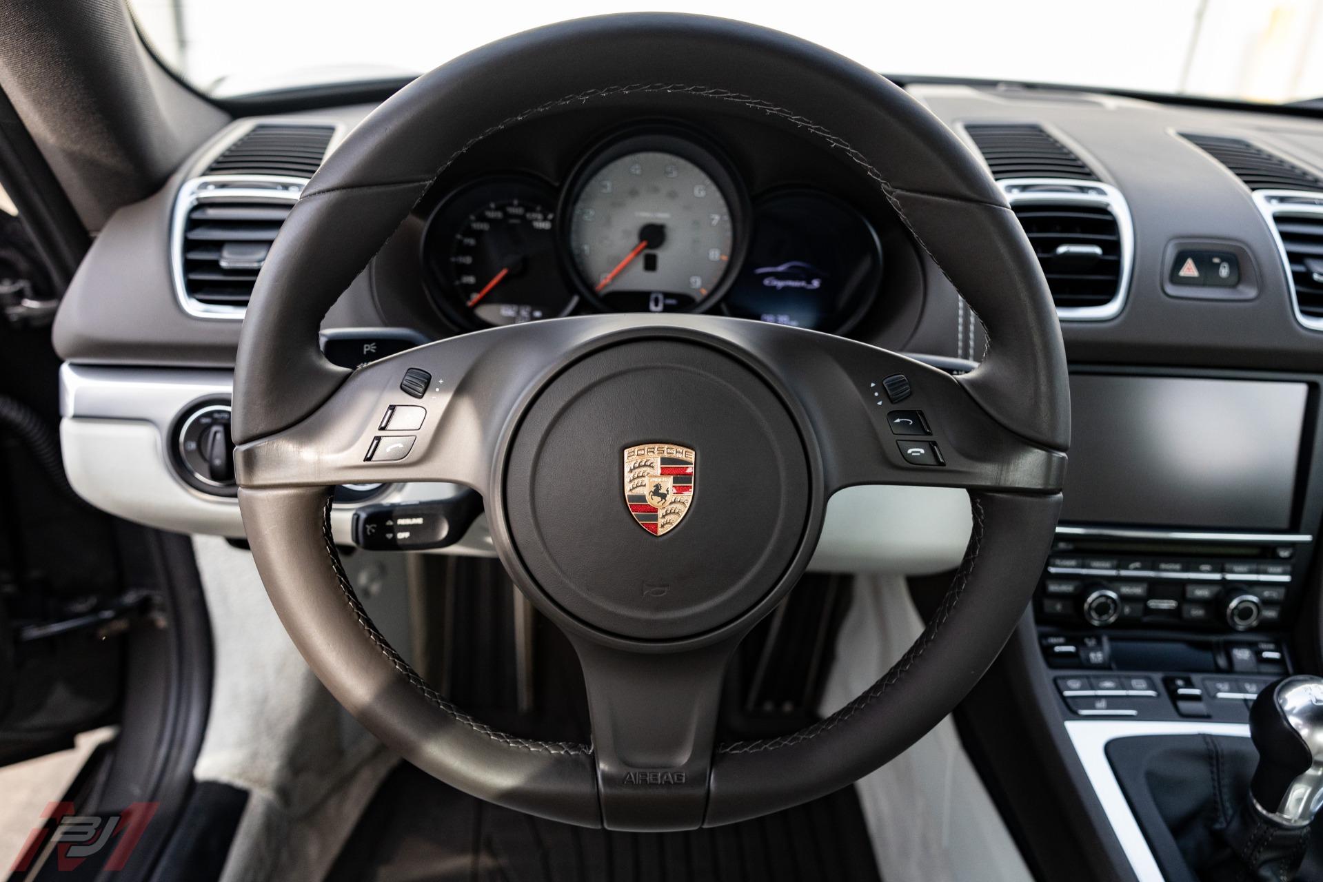 Used-2014-Porsche-Cayman-S